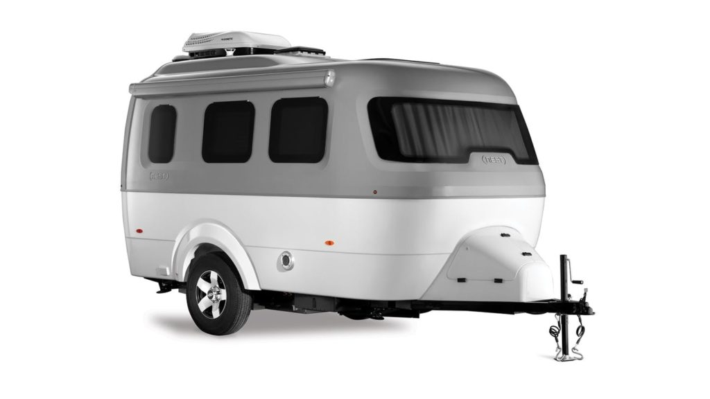 Pleasing 10 Small Camping Trailers With Bathrooms Dailytribune Chair Design For Home Dailytribuneorg