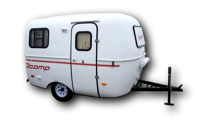 10 Small Camping Trailers With Bathrooms