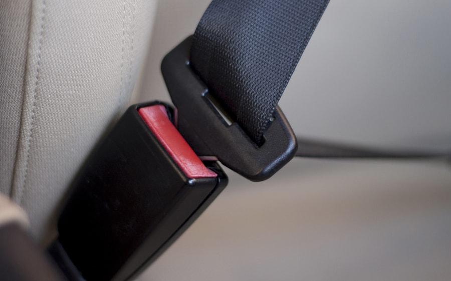 RV Seat Belt