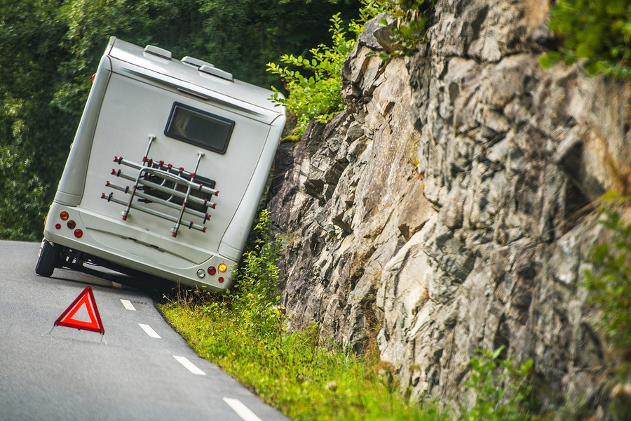 camper accident