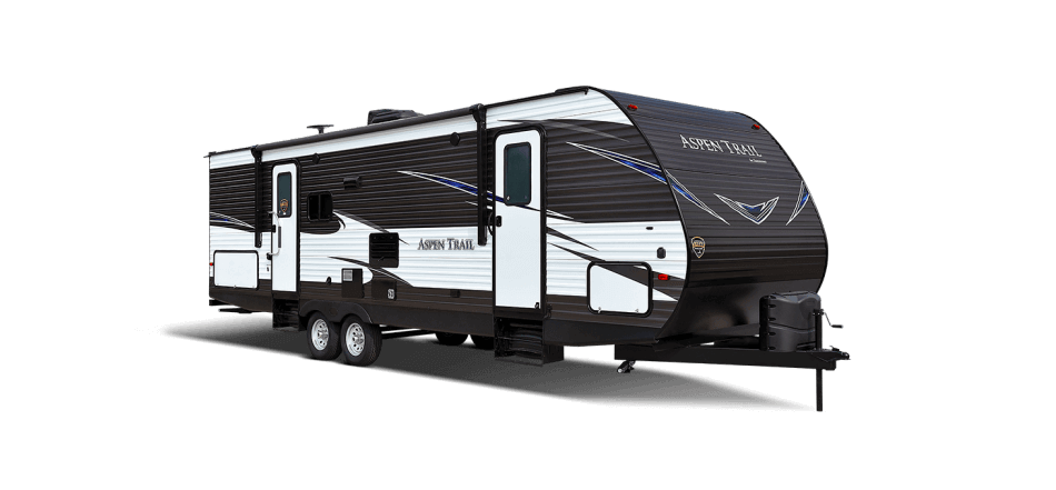 4. Dutchmen Aspen Trail travel trailer