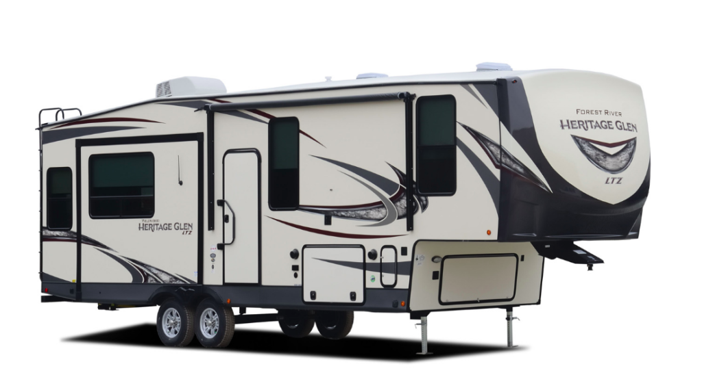 Forest River RV Wildwood Heritage Glen LTZ 356QB