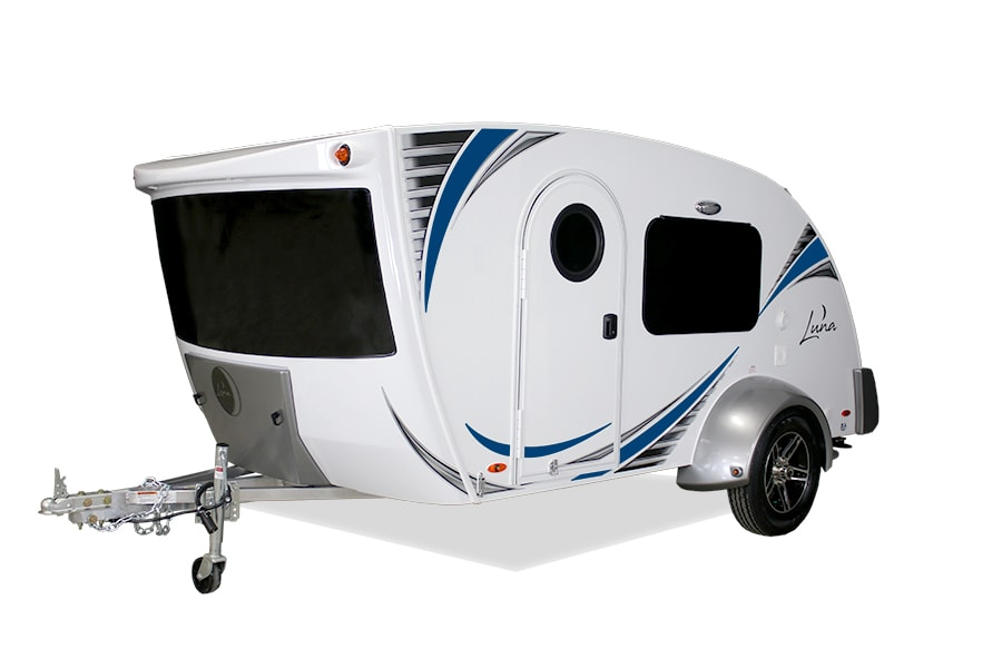Intech RV Luna Teardrop trailer