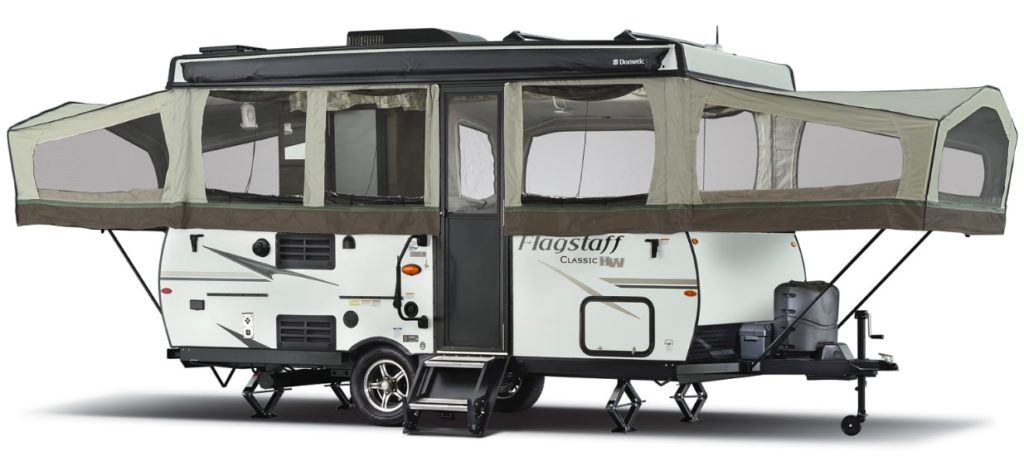 Forest River Flagstaff Pop-Up Camper