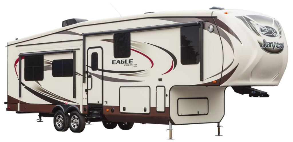 Jayco Eagle Premier 375 BHFS Travel Trailer