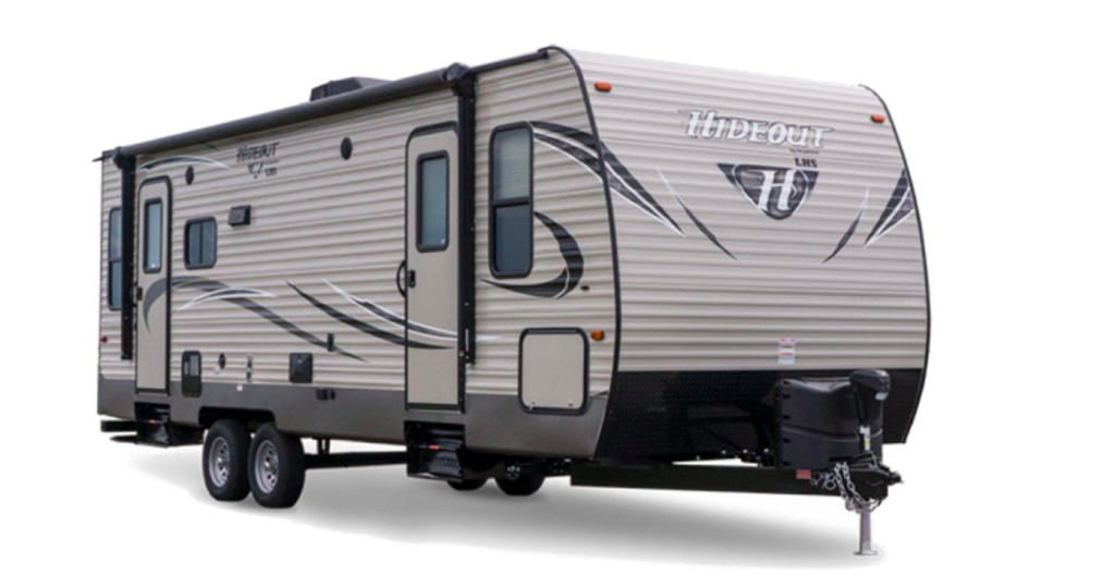 Keystone Hideout 272LHS Travel Trailer