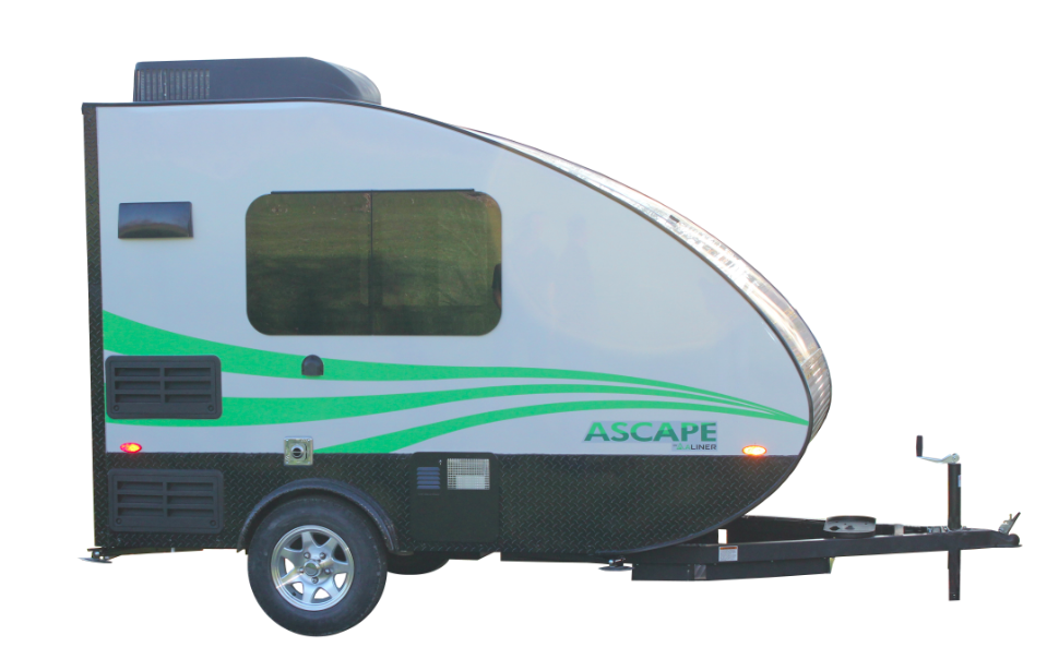 Aliner Ascape Travel Trailer