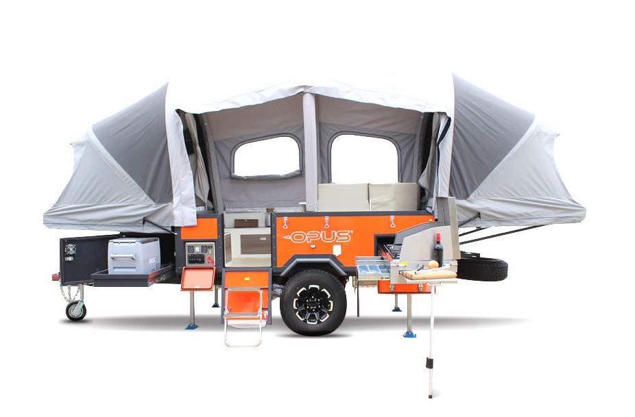 Air Opus Pop Up Camper