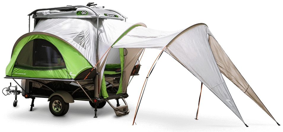 Sylvansport Go Pop Up Camper