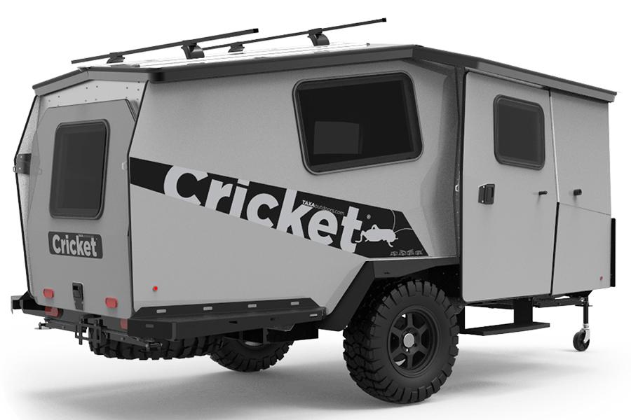 TAXA Micro camper