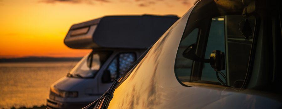 RV Camper Vans Camping.